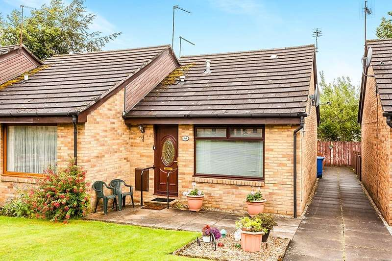 1 Bedroom Bungalow for sale in Springbank Gardens, Falkirk, FK2