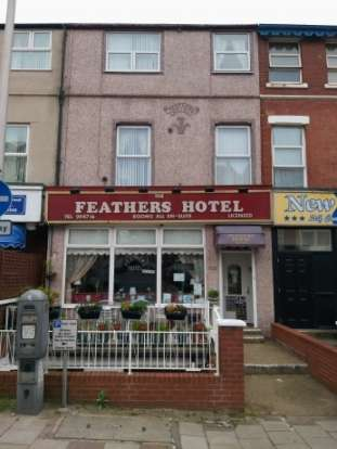 18 Bedrooms Hotel Gust House for sale in Albert Road Central Blackpool