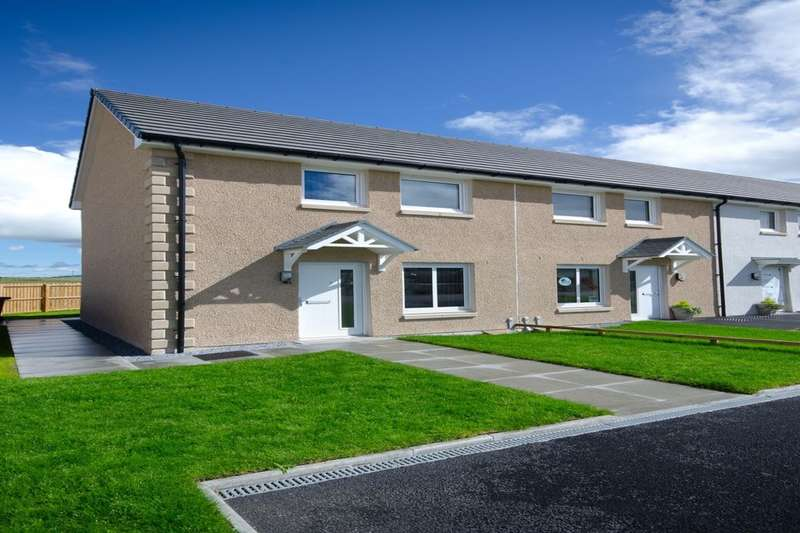 2 Bedrooms Property for sale in Strathisla Park, Keith, AB55