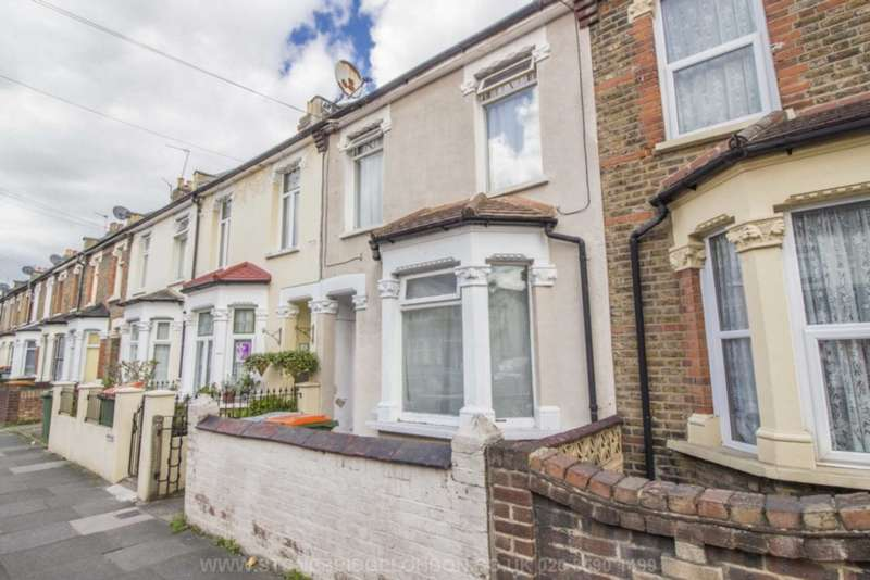 3 Bedrooms Terraced House for sale in Fourth Avenue, Manor Park