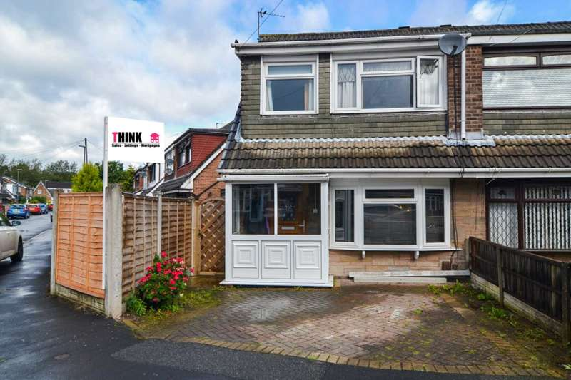 3 Bedrooms Semi Detached House for sale in Chestnut Avenue, St Helens