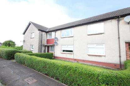 1 Bedroom Flat for sale in Mossgiel Gardens, Kirkintilloch, Glasgow, East Dunbartonshire