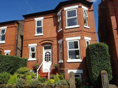 6 Bedrooms Detached House for sale in Navigation Road, Altrincham, Greater Manchester, .