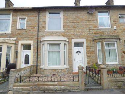 3 Bedrooms Terraced House for sale in Shakespeare Street, Padiham, Burnley, Lancashire