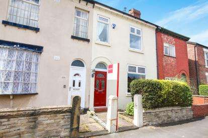 3 Bedrooms Terraced House for sale in Chapel Street, Hazel Grove, Stockport, Cheshire