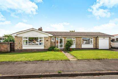 3 Bedrooms Bungalow for sale in Cromwell Close, Hopton, Stafford, Staffordshire