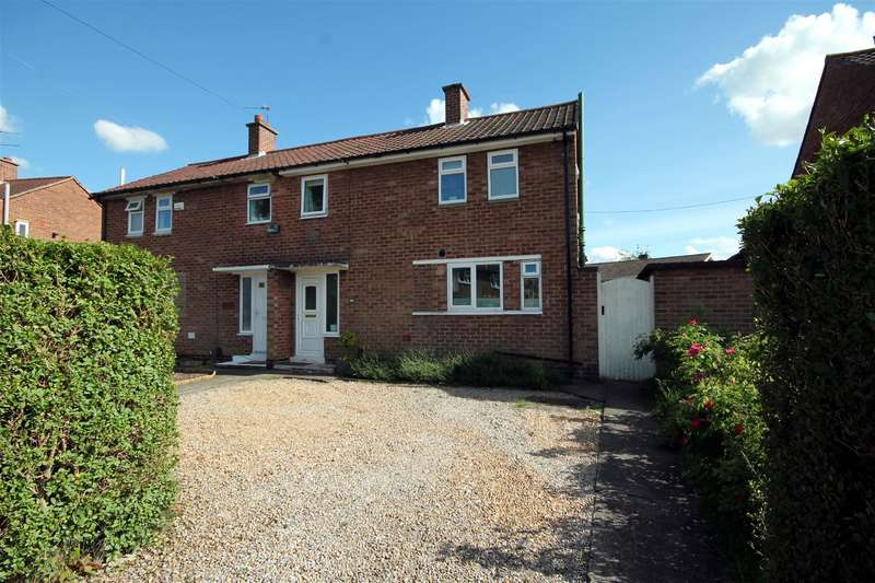 3 Bedrooms Semi Detached House for sale in Thoresby Road, York, YO24 3ER