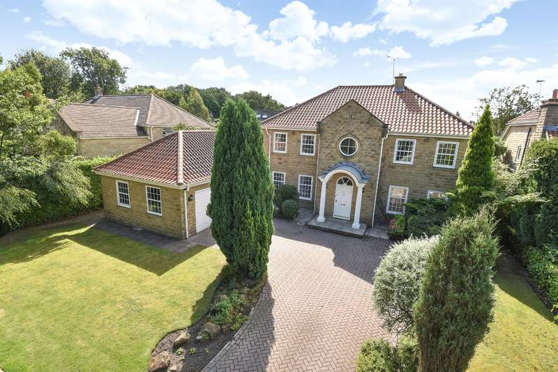 5 Bedrooms Detached House for sale in Fern Way, Scarcroft, Leeds, LS14 3JJ