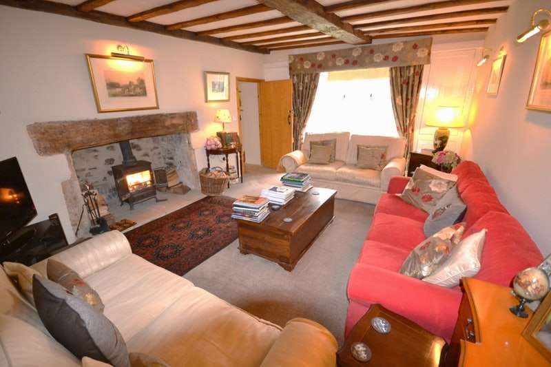 6 Bedrooms Semi Detached House for sale in Mill lane, Dunster, Somerset, TA24