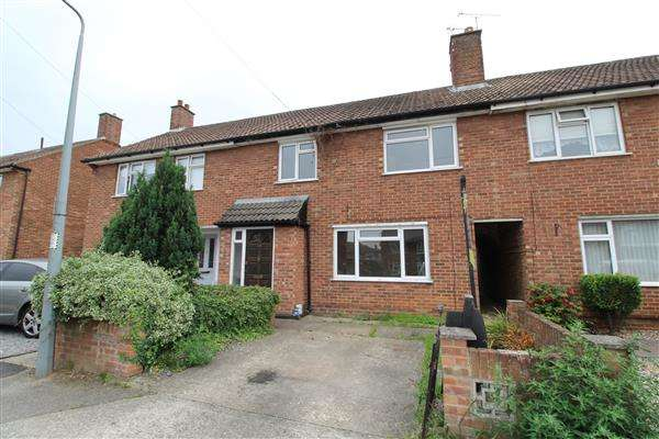 4 Bedrooms Terraced House for sale in Marigold Avenue, Ipswich
