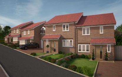 3 Bedrooms Semi Detached House for sale in The Fenwicks, 623a Bristol Road South, Northfield, Birmingham