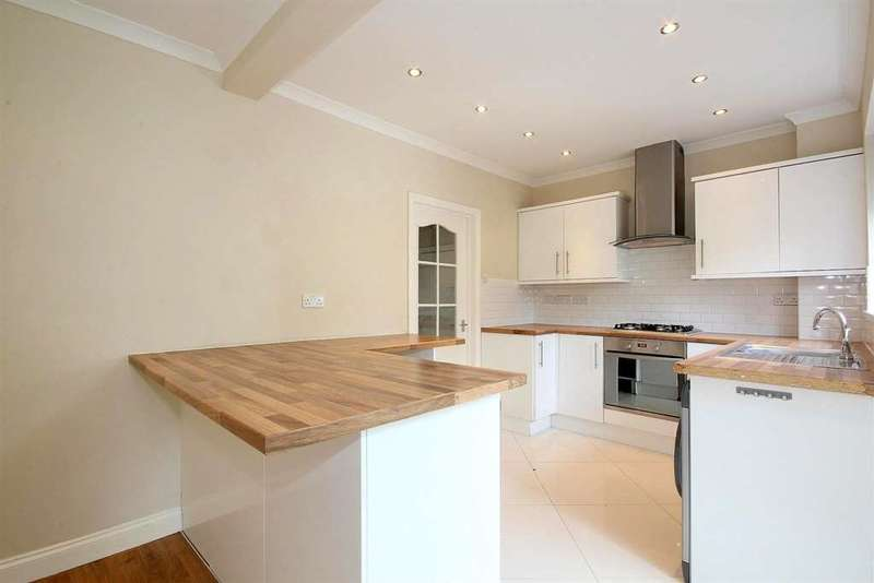 3 Bedrooms End Of Terrace House for sale in EXTENDED 3 BED WITH GARAGE IN Chaulden, HP1