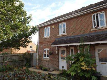 3 Bedrooms End Of Terrace House for sale in Salisbury, Wiltshire