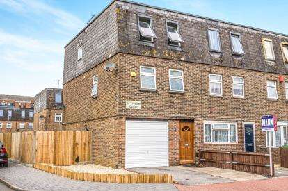 3 Bedrooms End Of Terrace House for sale in Portsmouth, Hampshire, .