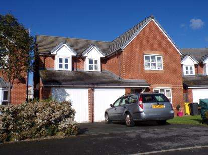 5 Bedrooms Detached House for sale in Pen Y Cae, Abergele, Conwy, LL22