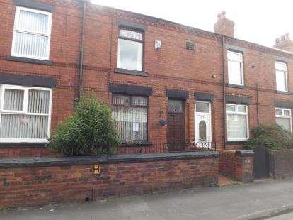2 Bedrooms Terraced House for sale in Church Road, Haydock, St. Helens, Merseyside