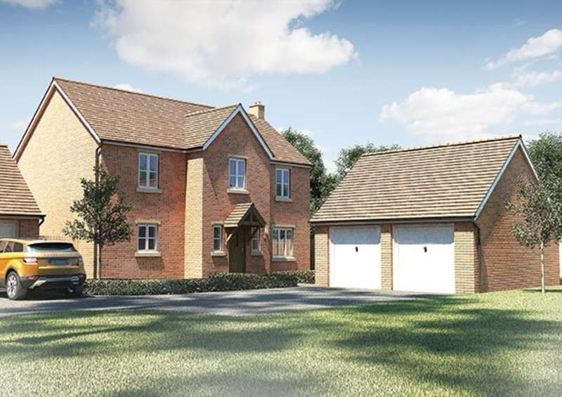 3 Bedrooms Detached House for sale in Plot 7 Maybush Fields