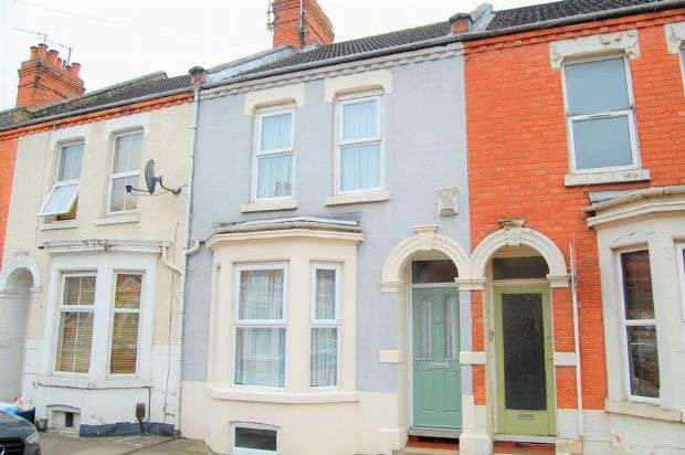 3 Bedrooms Terraced House for sale in Purser Road, Abington, Northampton NN1 4PG