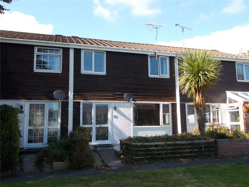 3 Bedrooms Terraced House for sale in Longpark Way, St Austell, Cornwall