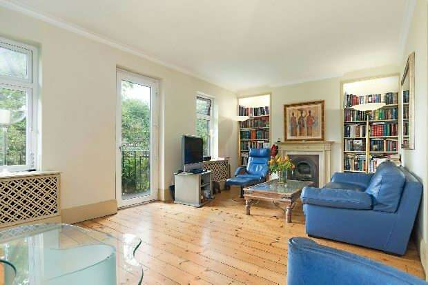 4 Bedrooms Flat for sale in Cholmley Gardens, Fortune Green Road, West Hampstead, NW6