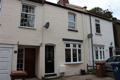 2 Bedrooms Terraced House for sale in Elm Terrace, Harrow Weald