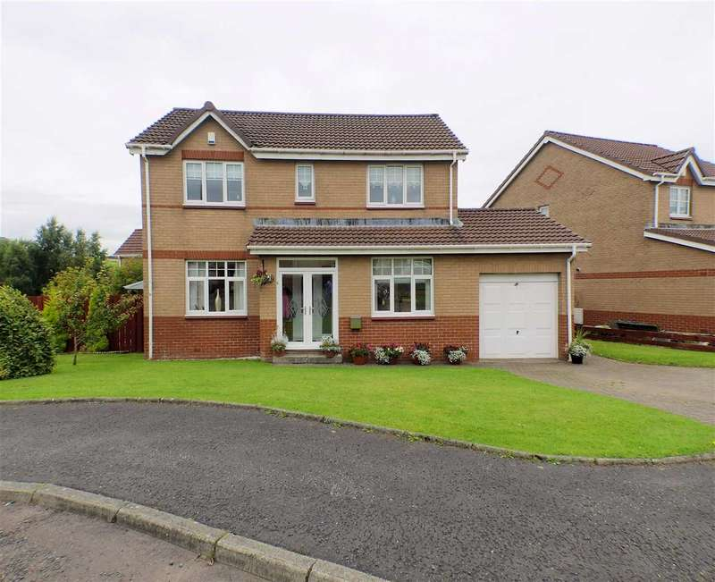 3 Bedrooms Detached House for sale in Rosemary Crescent, Stewartfield, EAST KILBRIDE