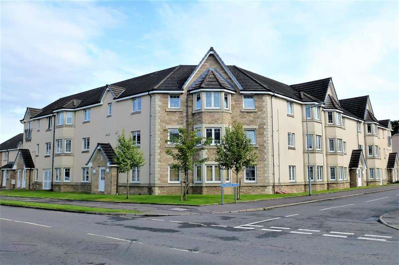 2 Bedrooms Flat for sale in McCormack Place, Larbert
