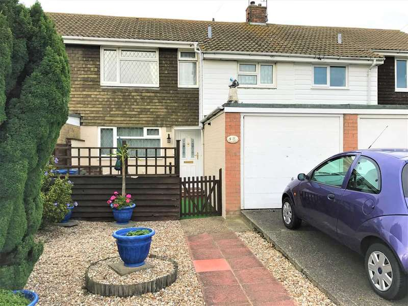 3 Bedrooms Terraced House for sale in Hopes Lane, Ramsgate