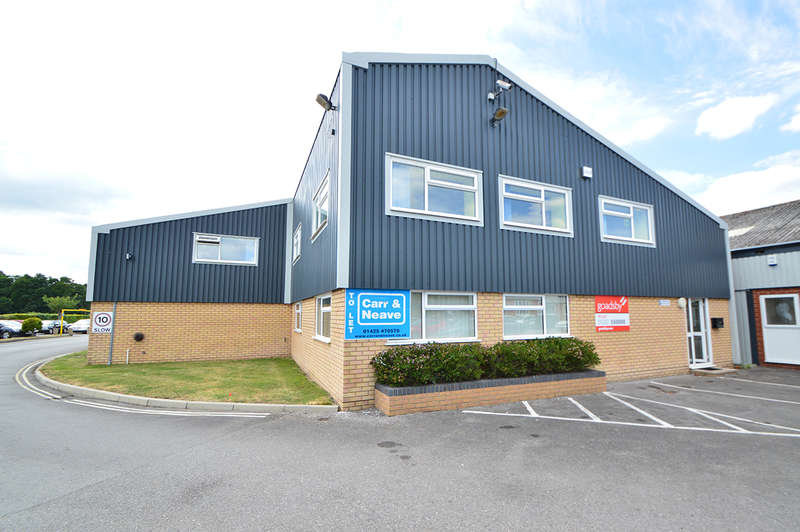Warehouse Commercial for rent in Express House, Crow Arch Lane Industrial Estate, Crow Arch Lane, Ringwood, BH24 1PD