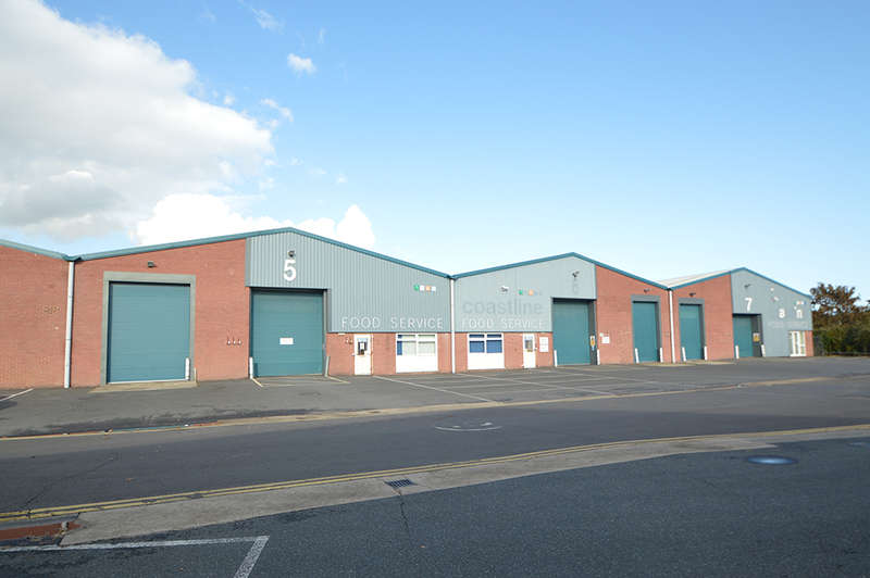 Warehouse Commercial for rent in Units 5-7, 20 Airfield Way, Christchurch, BH23 3PE