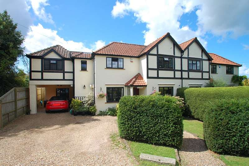 4 Bedrooms Semi Detached House for sale in The Phygtle, Chalfont St Peter, SL9