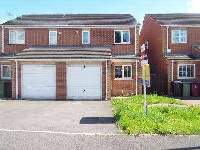 3 Bedrooms Semi Detached House for sale in Bek Close, New Houghton, Derbyshire