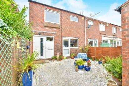 3 Bedrooms End Of Terrace House for sale in Ravensbourne Place, Springfield, Milton Keynes