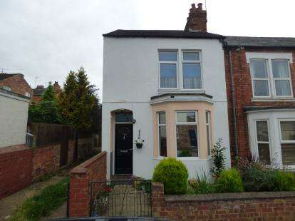 3 Bedrooms End Of Terrace House for sale in Oxford Street, Far Cotton, Northampton, Northamptonshire