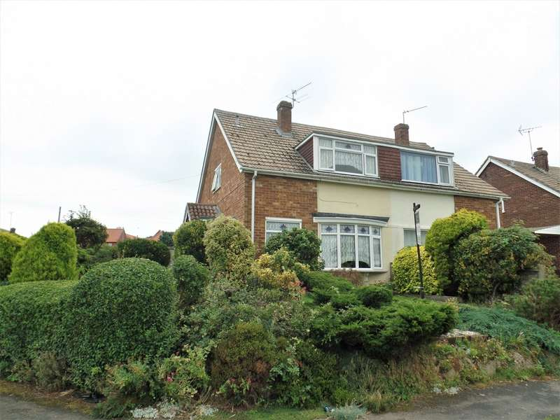 3 Bedrooms Semi Detached House for sale in Grendel Way, Holland on Sea