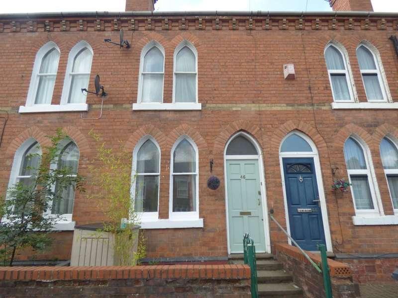 3 Bedrooms Terraced House for sale in Northfield Road, Harborne, Birmingham, B17 0SU