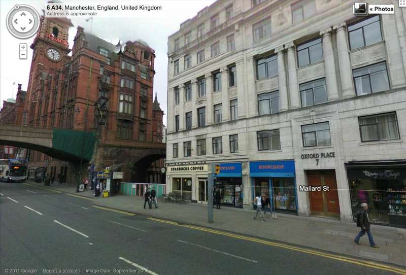 3 Bedrooms Flat for rent in Oxford Road, Manchester, M1 6EY