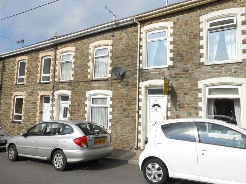 3 Bedrooms Terraced House for sale in Silver Street, Cross Keys, NEWPORT, NP11