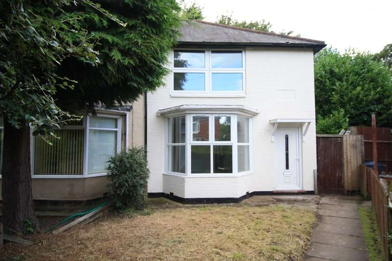 3 Bedrooms Semi Detached House for sale in Wayford grove, Birmingham, West Midlands, B8