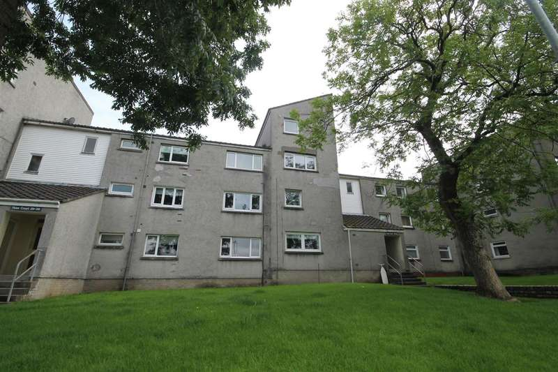 3 Bedrooms Flat for rent in Tiree Court, Ravenswood, Cumbernauld