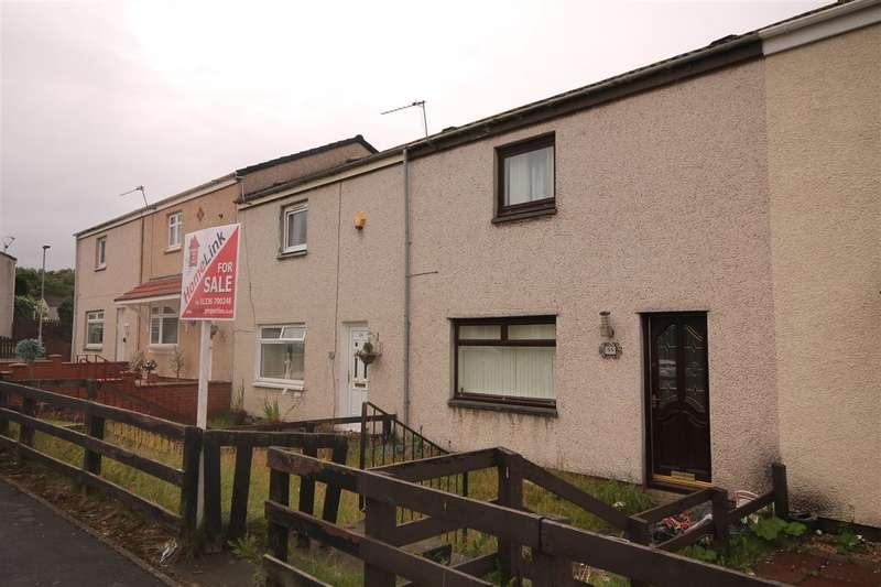 2 Bedrooms Terraced House for sale in Harvey Way, Bellshill