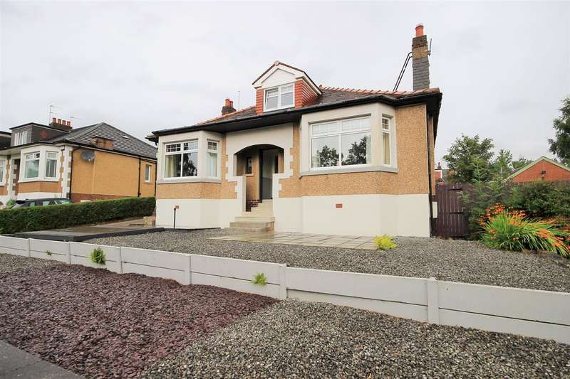 4 Bedrooms Bungalow for sale in Strathclyde Road, Motherwell