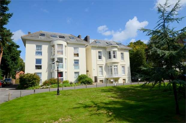 2 Bedrooms Flat for sale in Christchurch Road, Bournemouth, Dorset