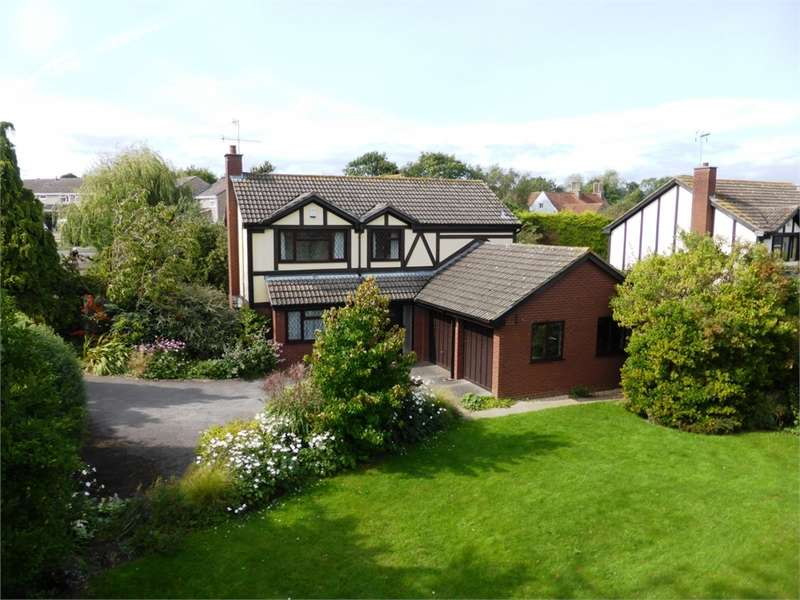 4 Bedrooms Detached House for sale in 1 Bucklands View, Nailsea, Bristol, North Somerset
