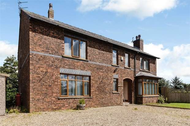 4 Bedrooms Detached House for sale in High Lane, Burscough, Ormskirk, Lancashire