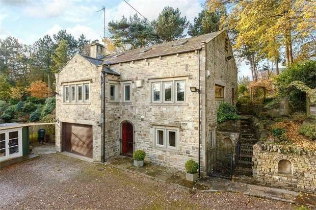 4 Bedrooms Detached House for sale in Saltaire Road, Bingley, West Yorkshire