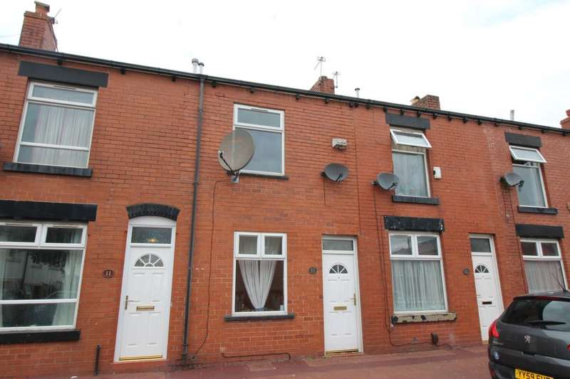 2 Bedrooms Property for sale in St. Ann Street, Bolton, BL1