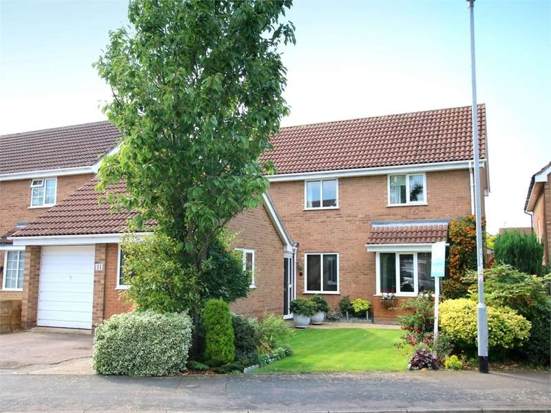 3 Bedrooms Detached House for sale in Eaton Ford, ST NEOTS