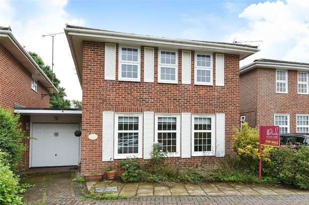 4 Bedrooms Link Detached House for sale in Woosehill Lane, WOKINGHAM, Berkshire