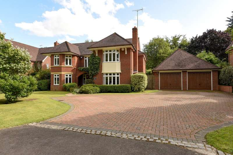 5 Bedrooms Detached House for sale in Carlesgill Place, Henley-On-Thames, RG9
